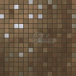 Настенная плитка ASCS Marvel Bronze Luxury Mosaic  30,5x30,5