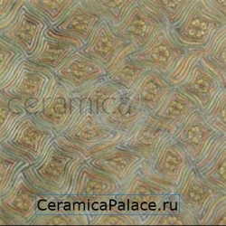 Декоративный элемент BETA PERSEI Bianco Carrara Gold 30,5x30,5x1