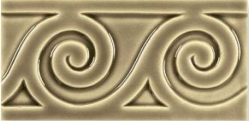 Декоративный элемент ADMO4094 RELIEVE MAR C/C OLIVE 7,5X15