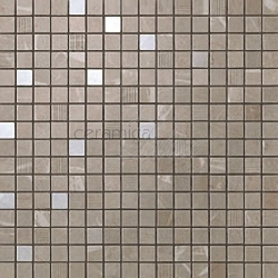 Настенная плитка ASCR Marvel Silver Dream Mosaic  30,5x30,5