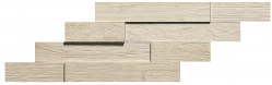 Напольная плитка AMWA Axi White Pine Brick 3D  20x44