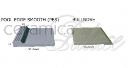 Декоративный элемент POOL  EDGE  SMOOTH (PES)_ BULLNOSE