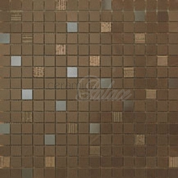 Настенная плитка ASCT Marvel Bronze Gold Mosaic  30,5x30,5