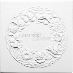 Декоративный элемент KA5839 RING OF FLOWERS PLAQUE SNOWDROP 30х30