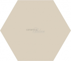Декоративный элемент L4416HEX Loose HEX Smooth White 10x10x0,8