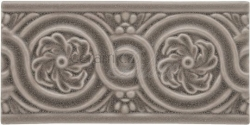 Декоративный элемент ADNT5060 Relieve Flores Marengo 7,5x15