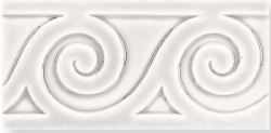Декоративный элемент ADMO4087 RELIEVE MAR C/C BLANCO 7,5X15