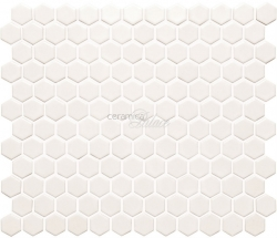 Декоративный элемент CS-HNYCOMW White Honeycomb 29,7x25,7