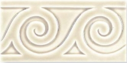 Декоративный элемент ADMO4088 RELIEVE MAR C/C MARFIL 7,5X15